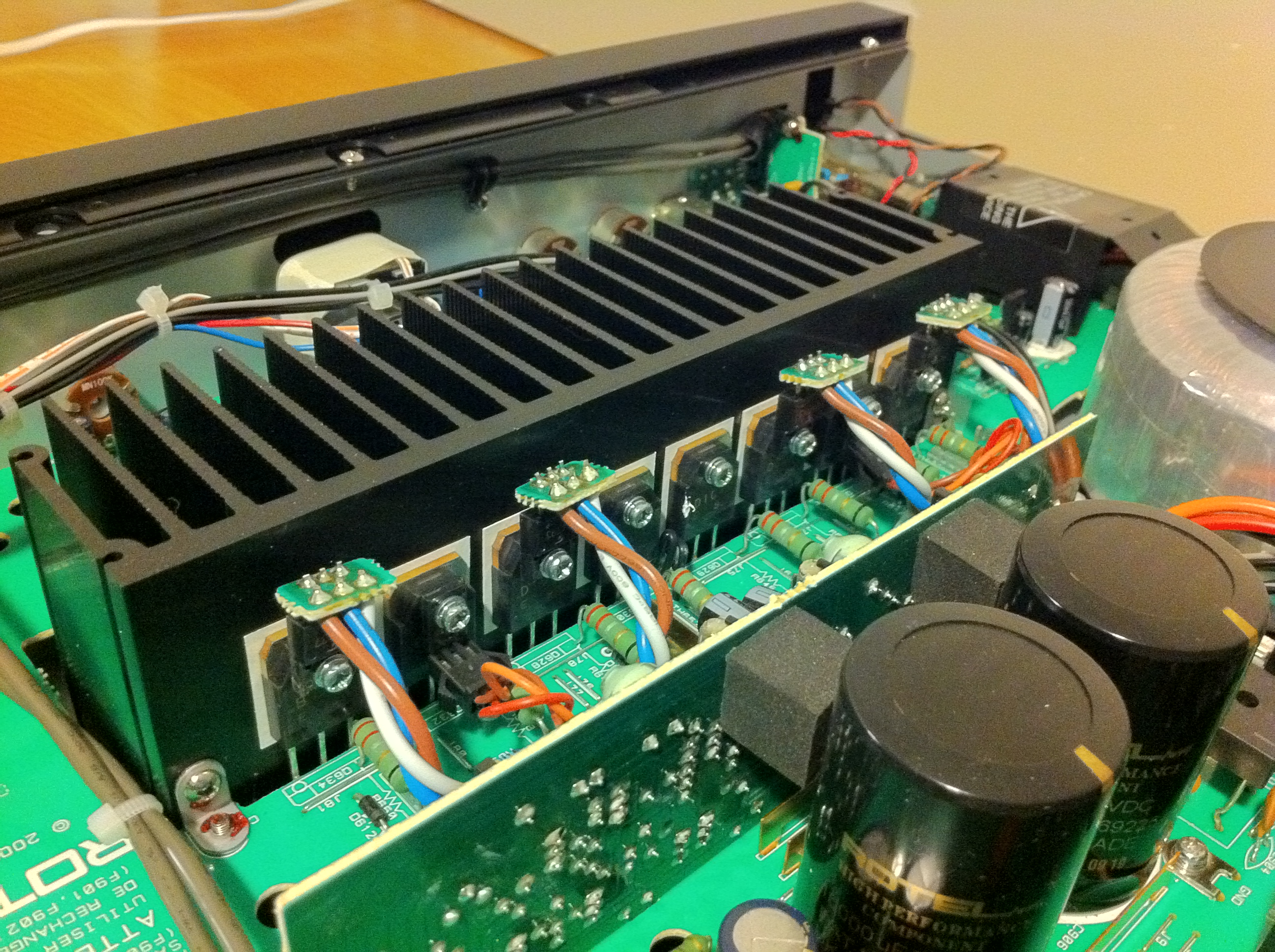 Johnniefromtheblog My New Rotel Ra 06 Se 1520 Integrated Amplifier