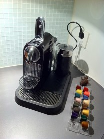 My new Nespresso.