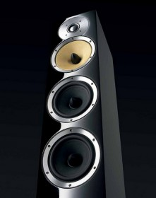 B&W CM8, slim speakers with a slim sound