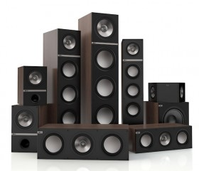 KEF Q-series speakers