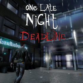 "You can help to make ""One Late Night – Deadline"" get on Steam"