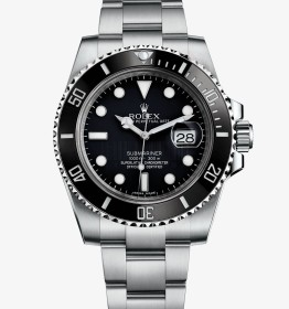 Rolex-Submariner-Steel