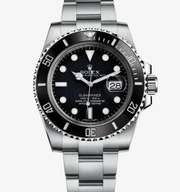 Rolex-Submariner-Steel